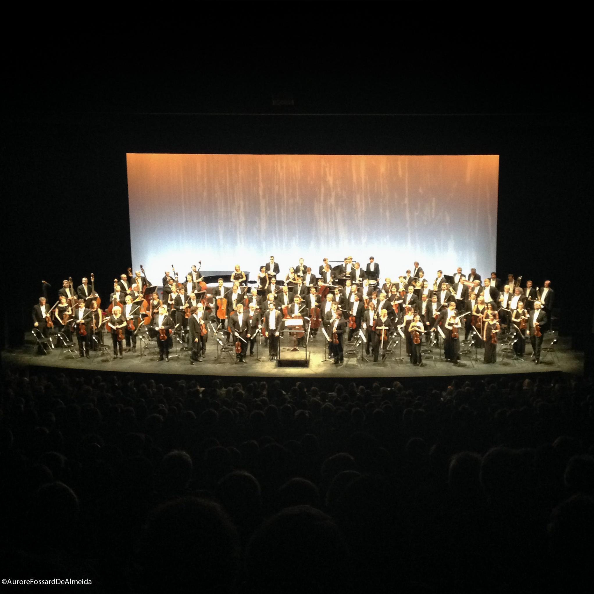 L'Orchestre Philharmonique de St Pétersbourg