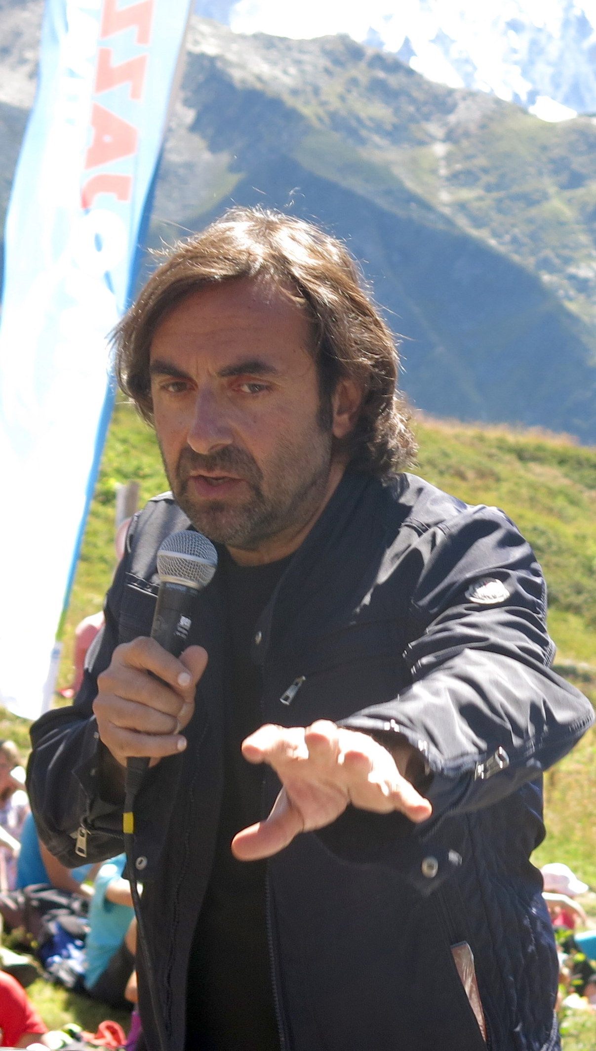 André manoukian CosmoJazz (photo Jacques Bayol)