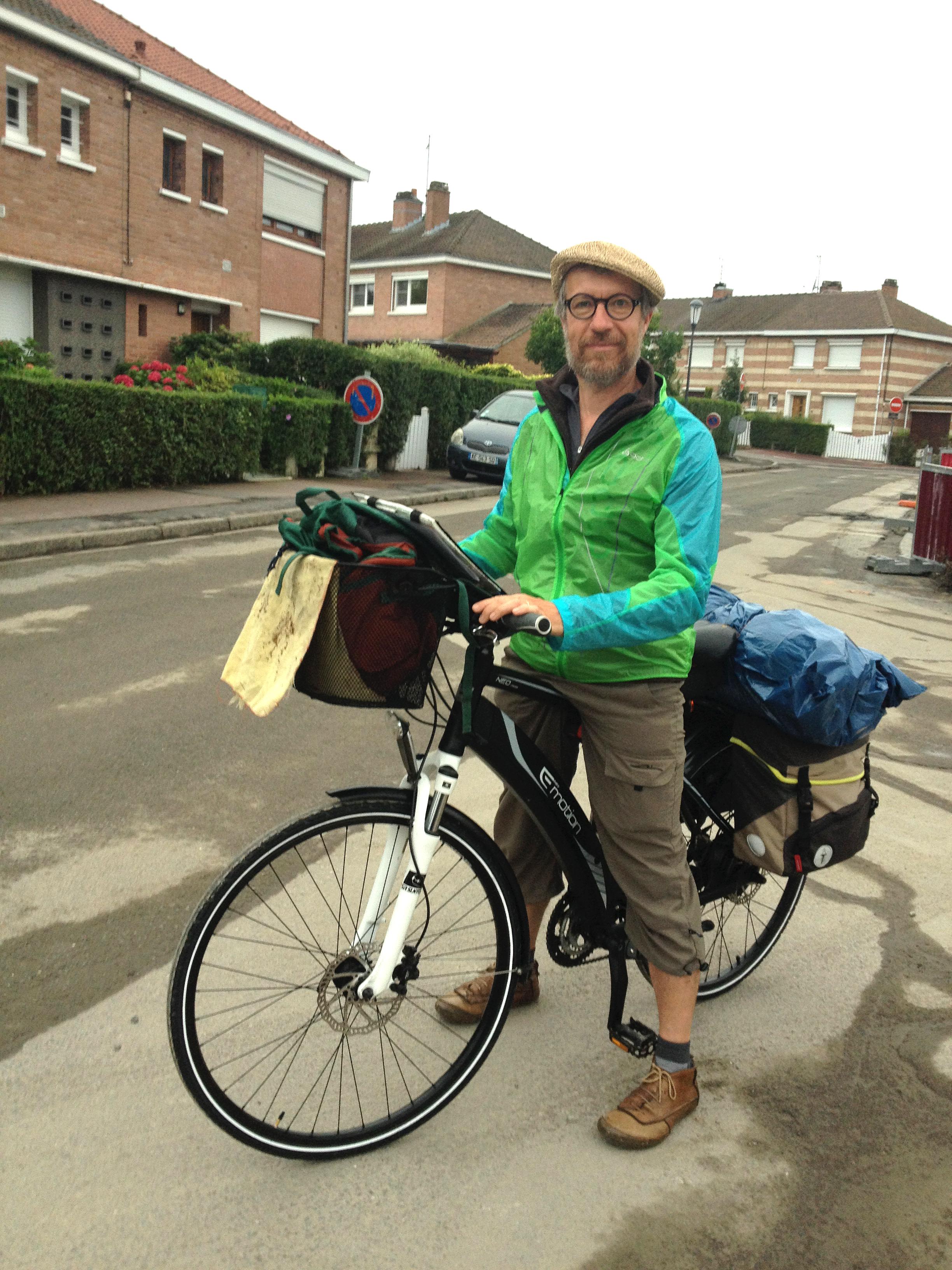 Allier l'utile à l'agréable : en route pour le Festival du film documentaire de Lussac (+ de 300km quand même!) ©D.R.