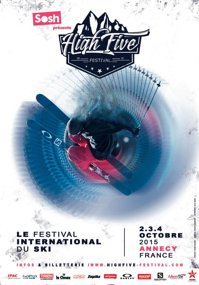 """Itw """"volante"""" de Joffrey Pollet-Villard pour le High Five Festival !"""