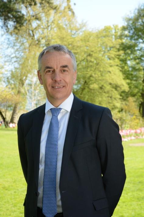 Jean-Luc Rigaut, Maire d'Annecy ©D.R.