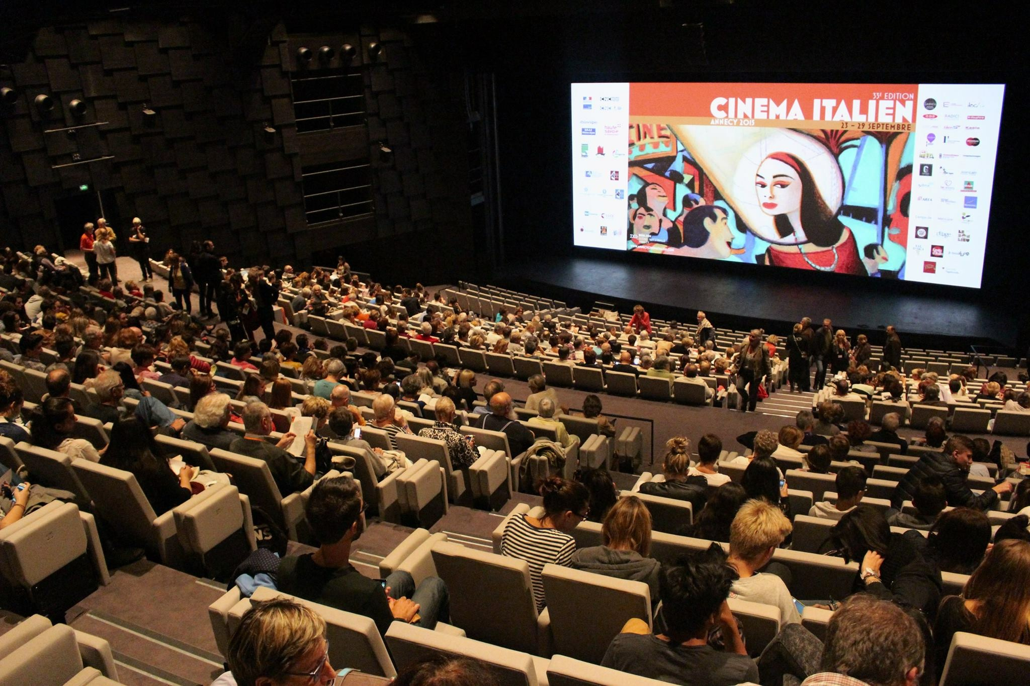 Copyright: Festival du Cinema Italien