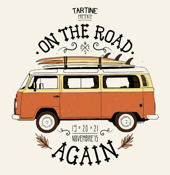 Sur la route du Tartine Festival