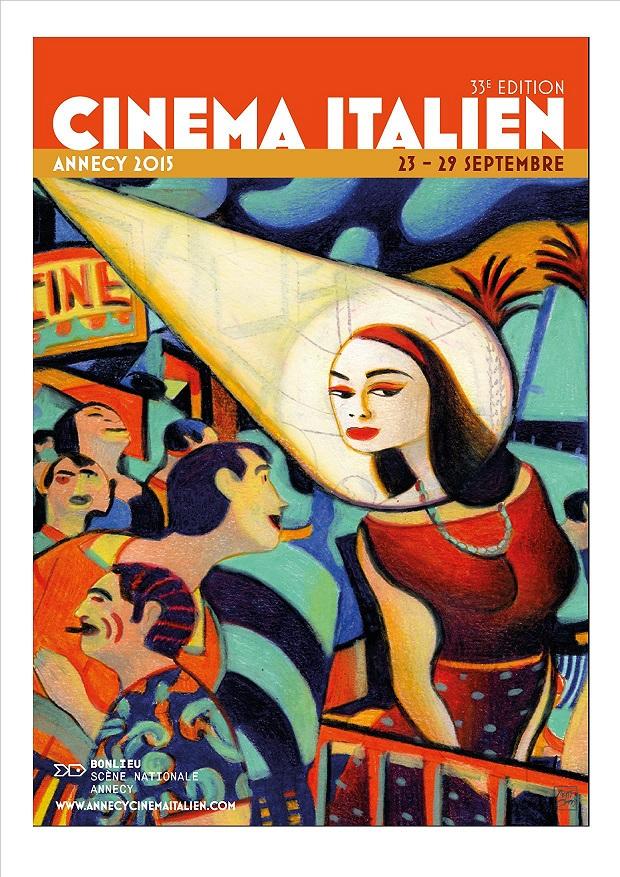 Festival du Cinéma Italien 2015, rencontre avec Jean Gili. L'Italie avant, maintenant, et à venir.
