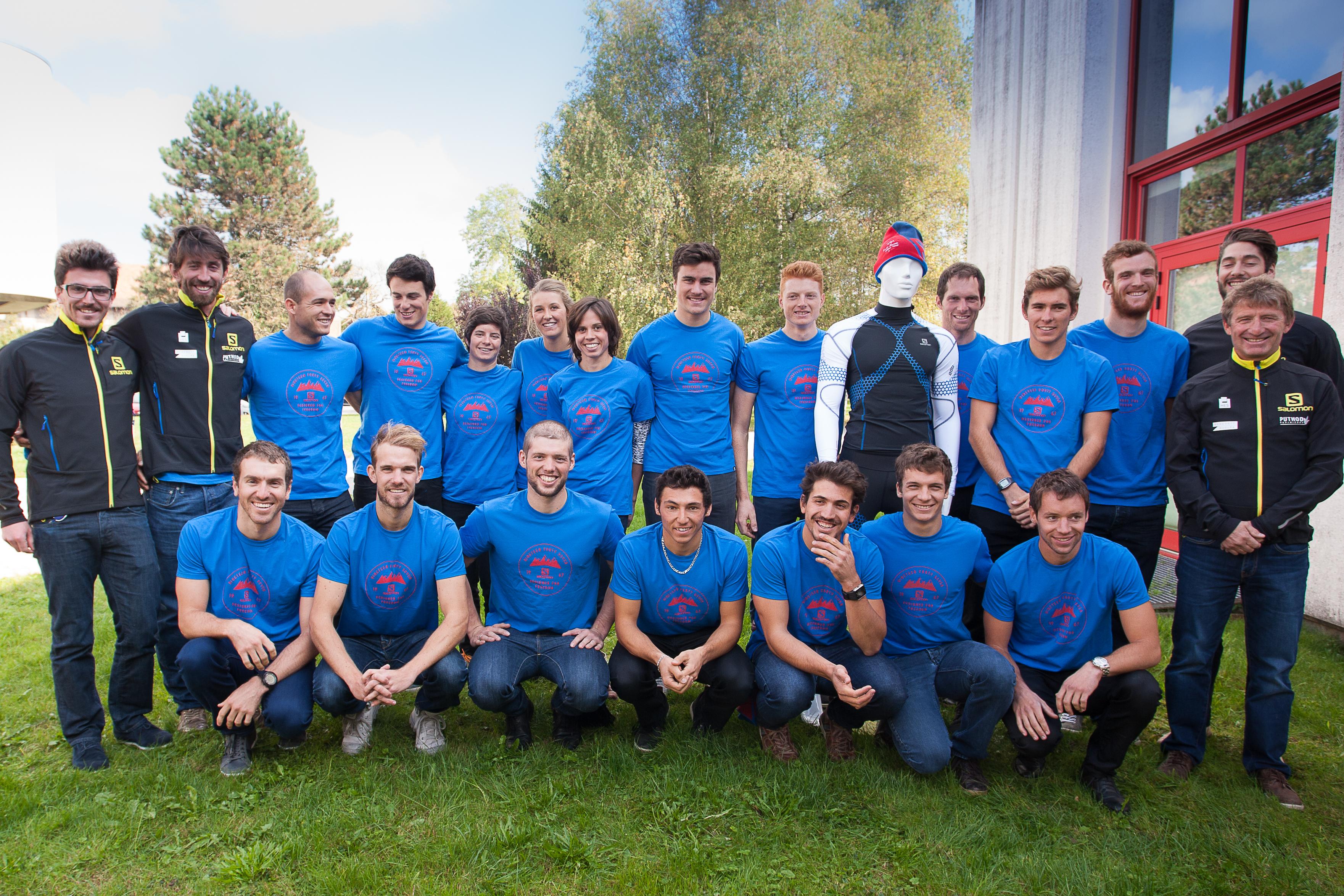 Le Haute-Savoie Nordic Team ©Nordic Magazine
