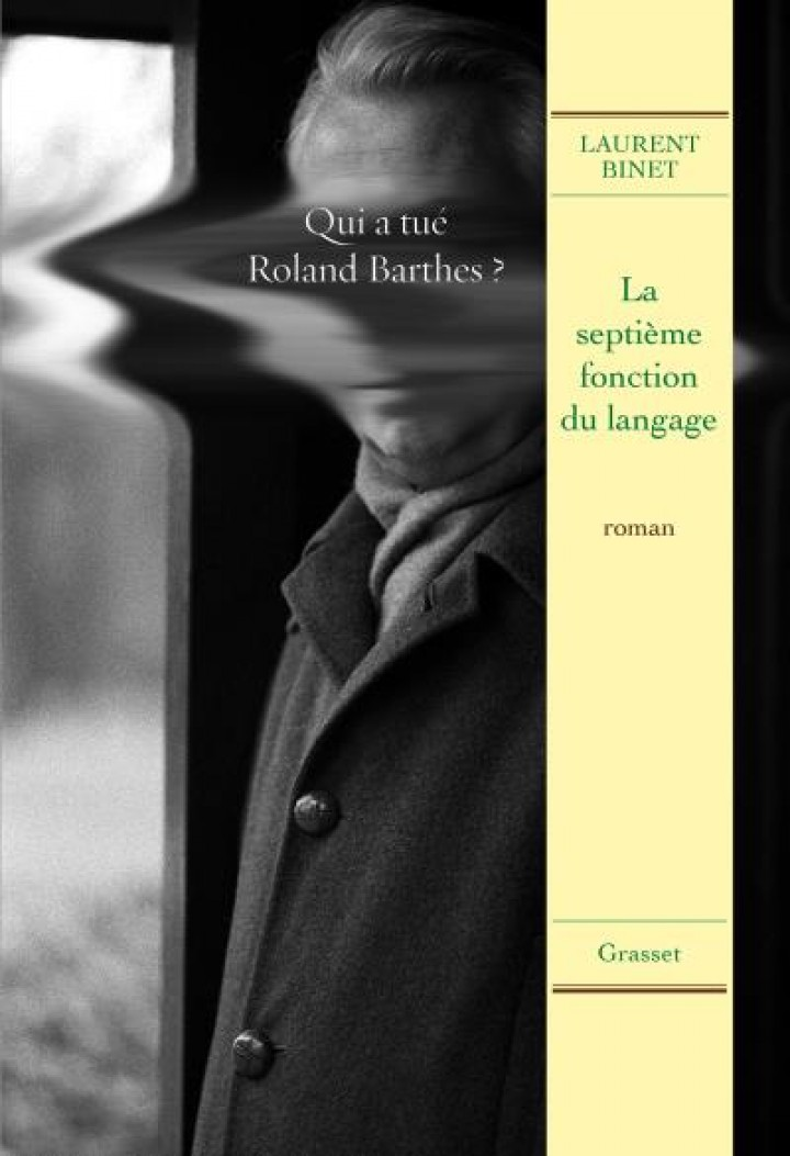 La 7° fonction du langage de Laurent Binet