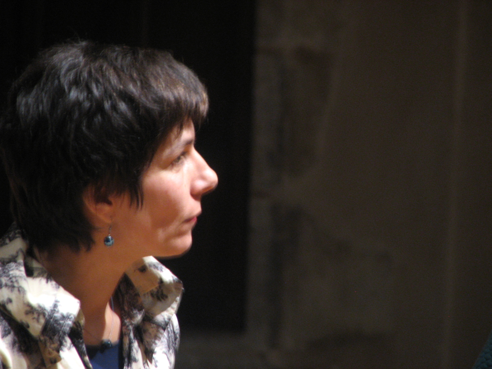 Rencontre avec Patricia Cartereau à l'occasion de son exposition au château d'Annecy