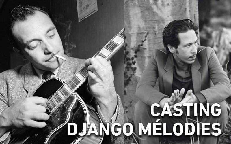 Casting de figurants à AIX-LES-BAINS pour « Django Mélodies » avec Reda Kateb et Cécile de France