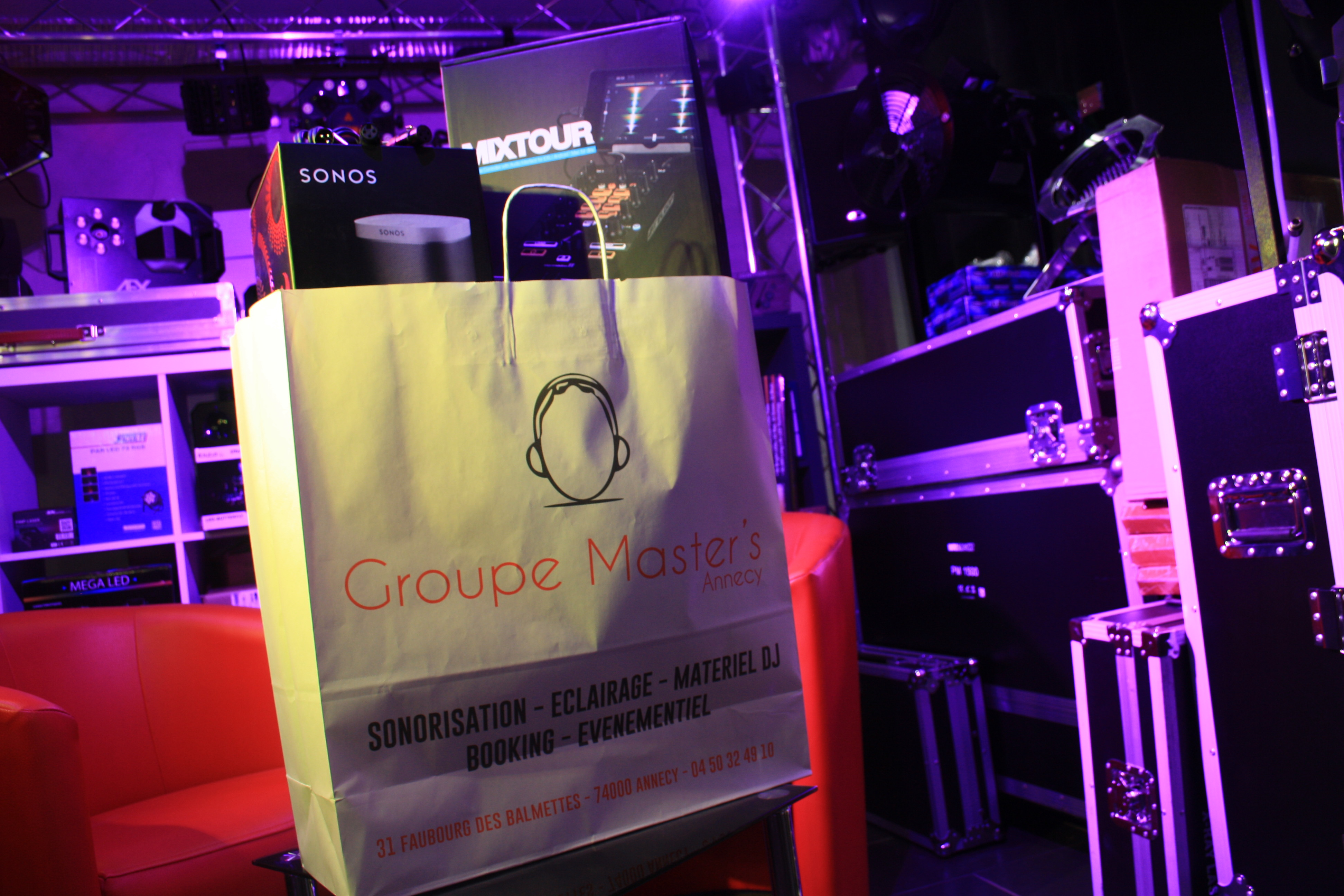 Groupe Master's Annecy