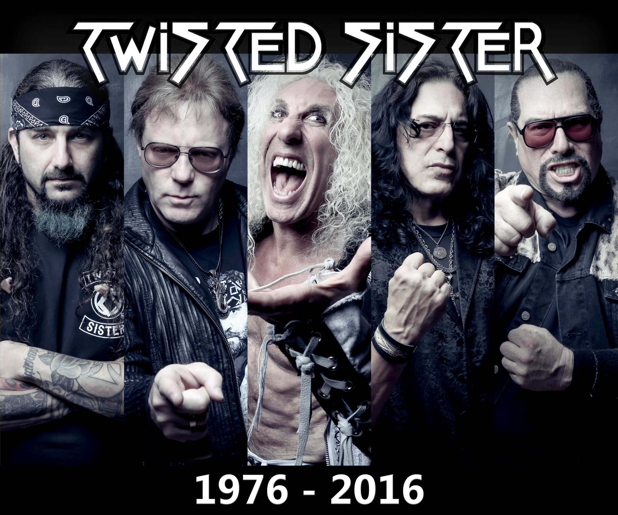 Twisted Sister / copyright Tim Tronckoe (jeudi 14 juillet 2016)