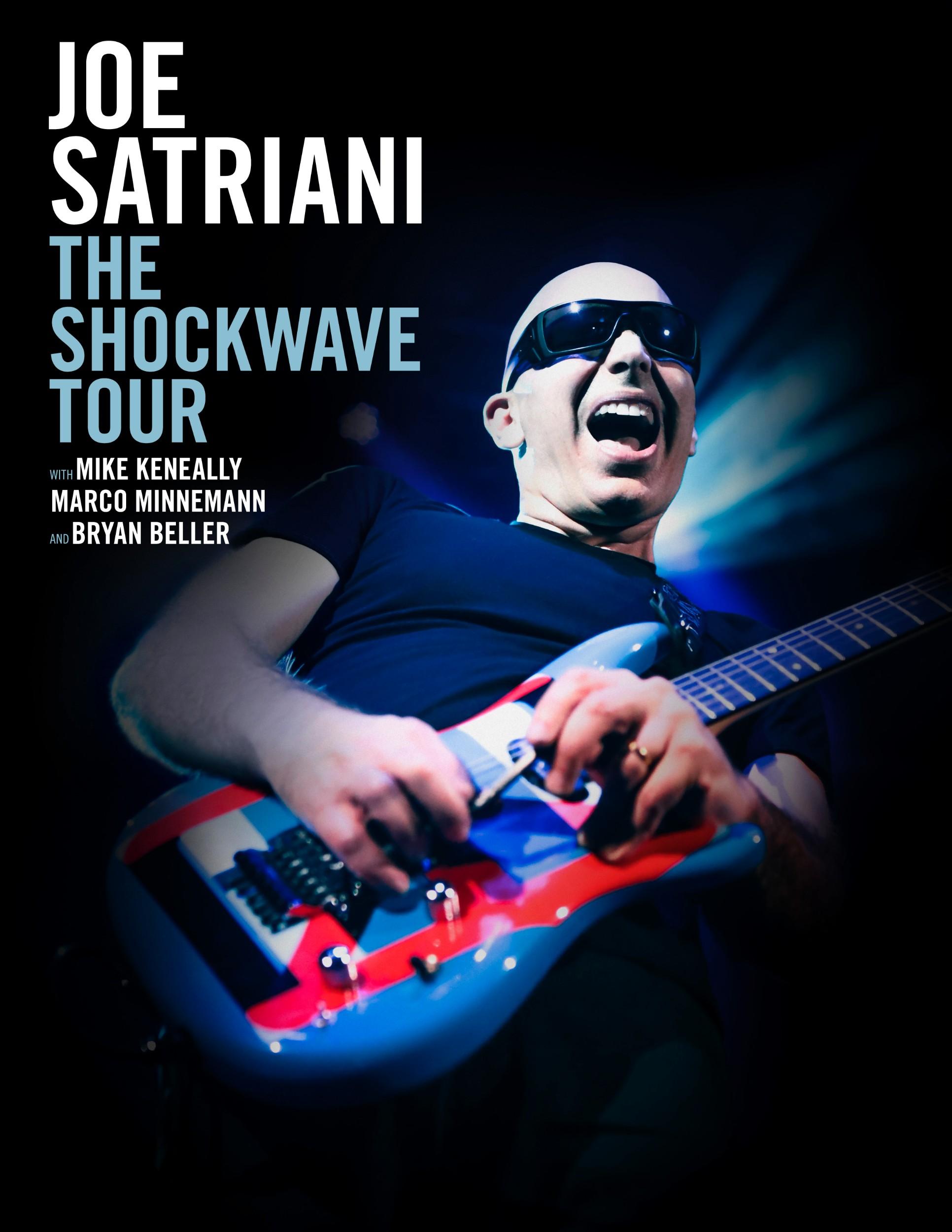 Joe Satriani (vendredi 15 juillet 2016)