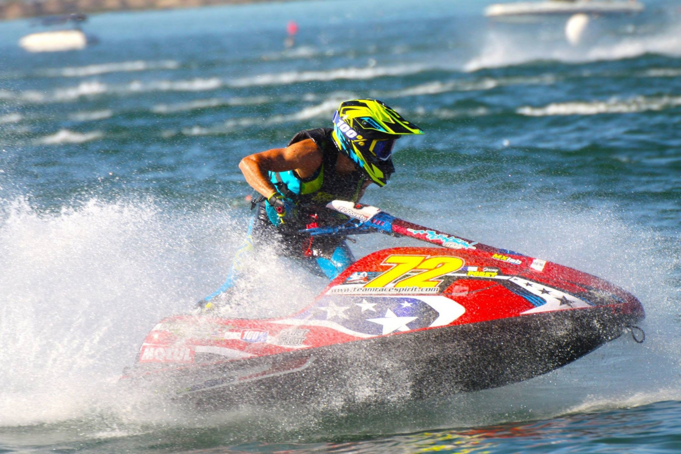 Entretien avec JÉRÉMY PORET, champion de Jet Ski