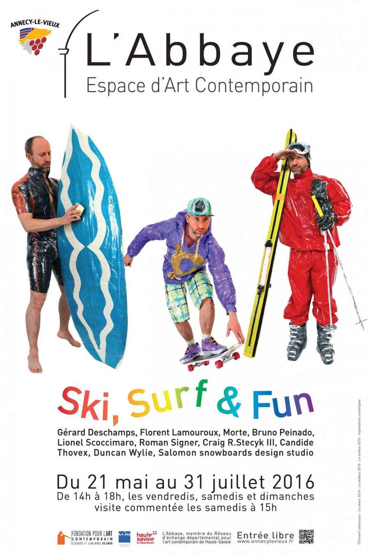 Ski, Surf & Fun