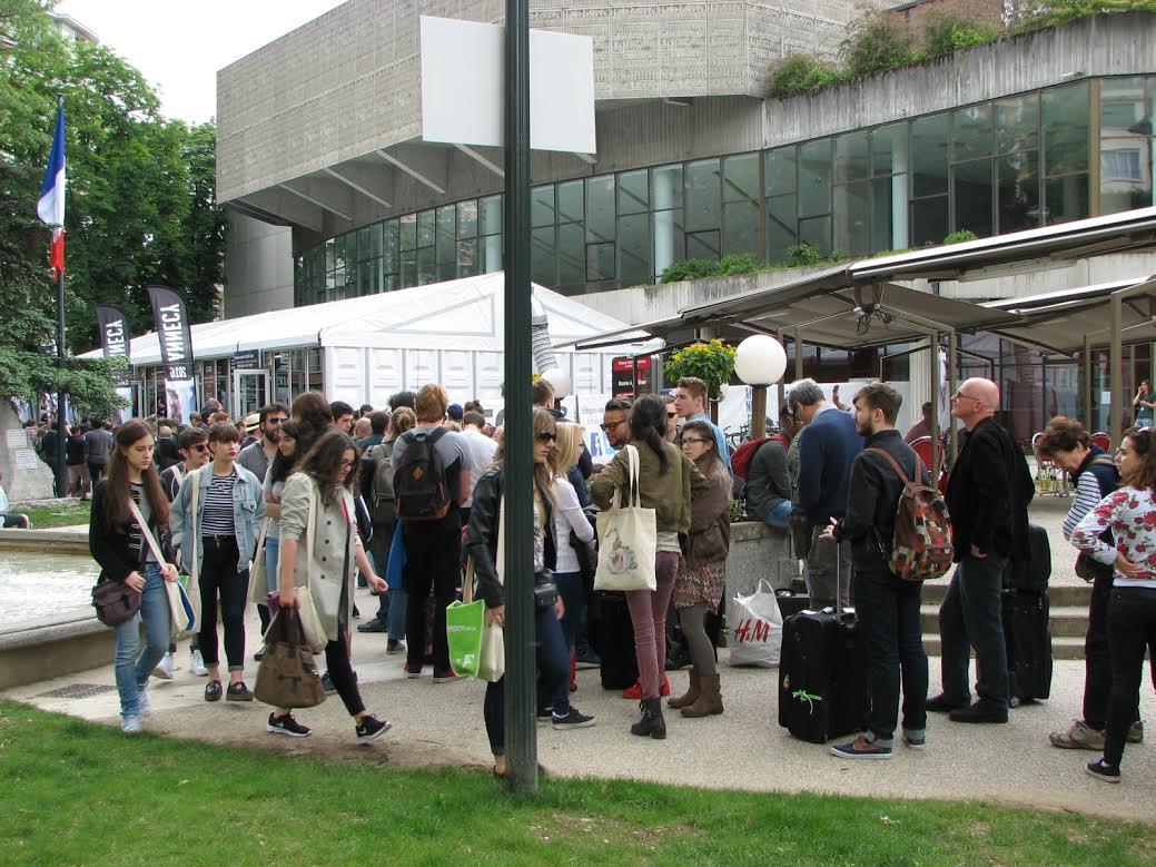 Derniers préparatifs pour le Festival International du Cinéma d'animation