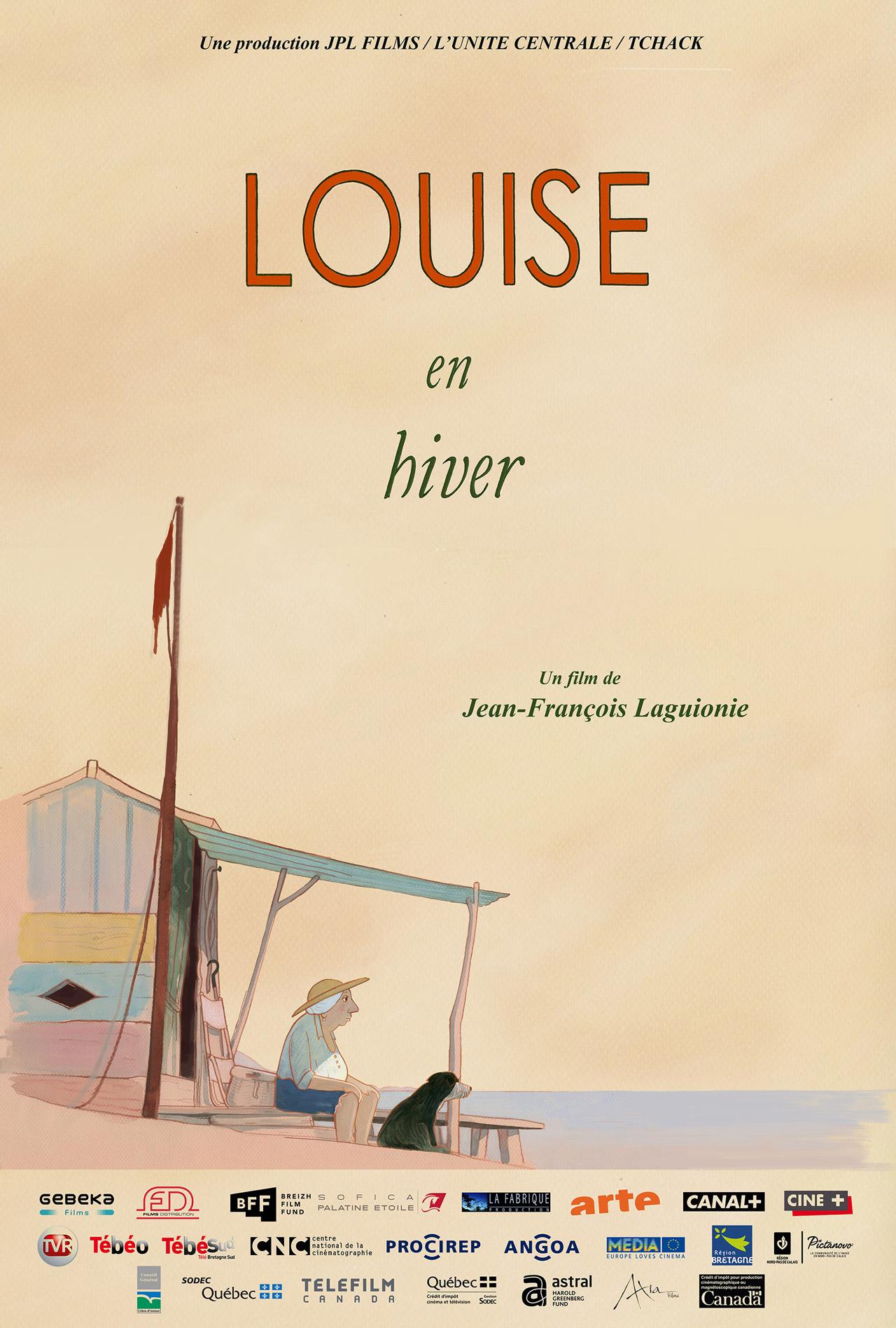 Louise en Hiver, un coup de coeur en ce début d'été
