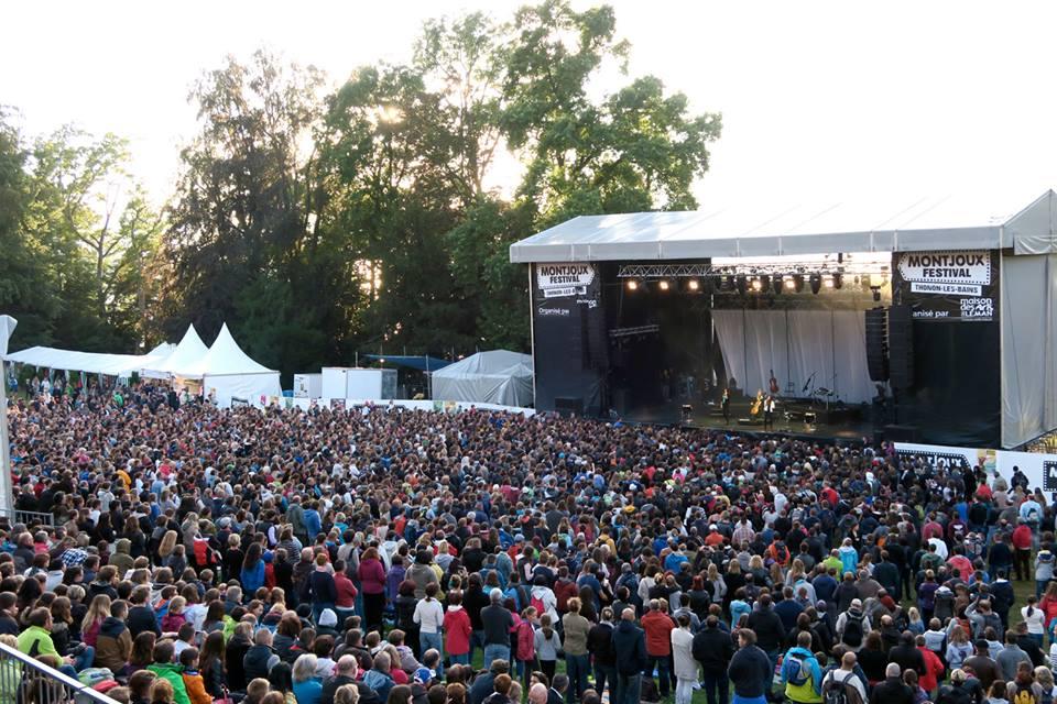 Focus sur le Montjoux Festival 2016