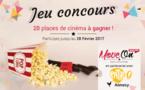 JEU CONCOURS FACEBOOK : 20 places de cinéma à gagner avec Pathé Annecy !