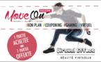 COUPONING : 1 Partie achetée = 1 Partie offerte chez Virtual Effect Annecy !
