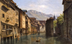 """Paul Cabaud, peintre et photographe à Annecy """"Amoureux d'ici"""""""