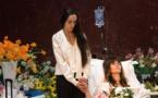 ACTRICE, une pièce de Pascal Rambert avec Marina Hands.