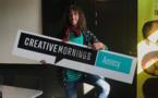 Rencontre avec Téo Jaffre au CreativeMorning d'Annecy !