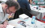 Passion, rencontres, discussions… C'était le Salon de la BD à Sevrier