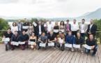 Soirée des anciens de l'IPAC, le 5 juin 2018 aux Tresoms