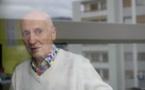 Michel Ocelot chez lui, à Annecy