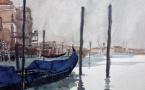 Venise en aquarelles, conférence