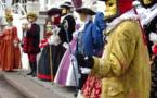 Comme un avant goût de Carnaval Vénitien à Annecy