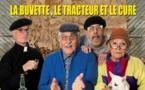 « La buvette, le tracteur et le curé » La Forge. Faverges le 6 décembre 2019