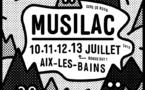 David Guetta, Marc Cerrone et Alt-J au festival Musilac !