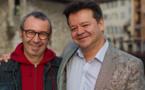 Entretien avec Patrick Eveno et Marcel Jean durant le festival d'animation