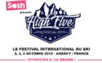 High Five Festival 2015, attention il va neiger ! + Jeu Concours Partenaire