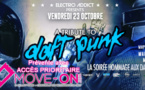 """Tribute To Daft Punk"" Live au POP PLAGE le vendredi 23 octobre"