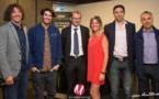 Alexandre HAMELIN, Gaylord PEDRETTI, Michel CALLOT, Julie ARBEIT, Bertrand GILLE, Jean-Luc RIGAUT