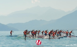 Retour sur le 5ème SUP Open Race du Lac d'Annecy