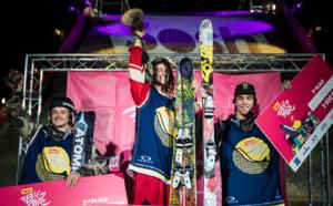 Le Suédois Henrik Harlaut remporte la 1e édition du Sosh Big Air