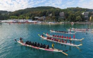Le Festival Dragon Boat à Annecy, une réussite et un succès de plus !