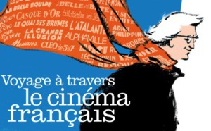 Voyage à travers le cinéma français de Bertrand Tavernier