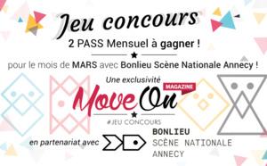 JEU CONCOURS : 1 MOIS FULL ACCES avec Bonlieu Scène Nationale