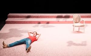 Un album de et avec Laëtitia Dosch //Bonlieu Scène Nationale les 4/5 avril 2017