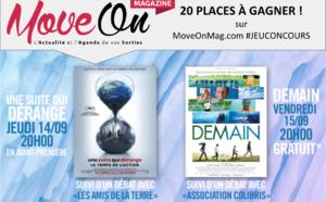"""JEU CONCOURS : 20 Places à gagner pour """"Tous ensemble pour le climat"""""""