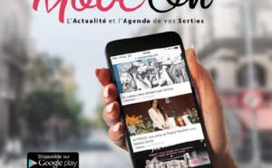 Téléchargez l'Appli'Mobile Move-On Magazine !