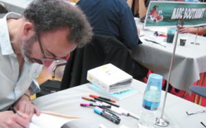 Passion, rencontres, discussions… C'était le Salon de la BD à Sevrier