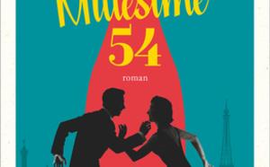 """""""Millésime 54"""" d'Antoine Laurain chez Flammarion"""