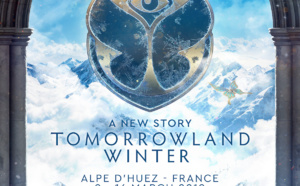 Le prochain Tomorrowland est déjà en route pour l'Alpe d'Huez !