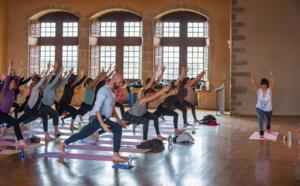 Art & Yoga au Château d'Annecy