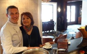 Discussion autour de la cuisine avec Christine Rassat et Eric Prowalski