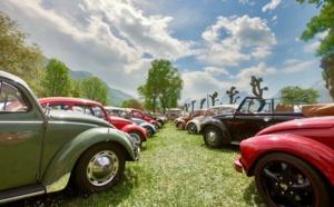 Meeting les 27 et 28 avril 2019 : l'esprit VW souffle sur Talloires-Montmin